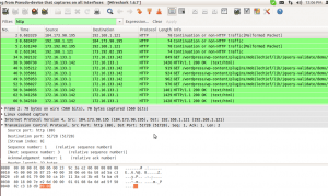 Wireshark Preview