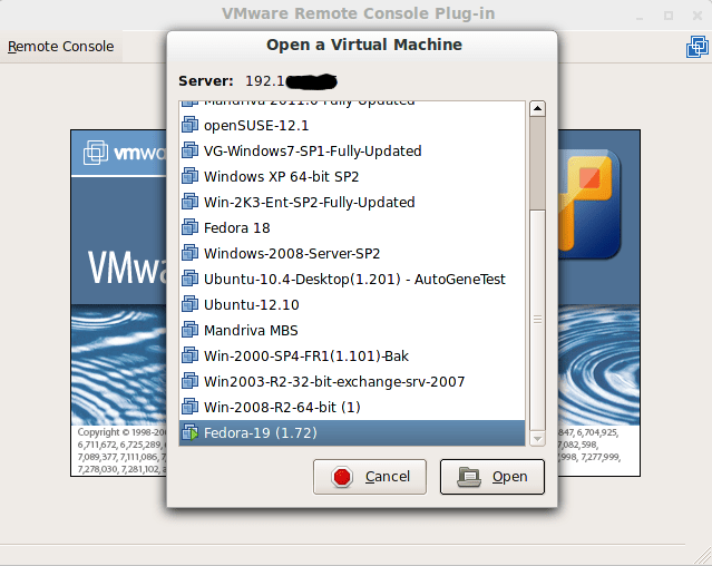 Hack VMware Remote Console (Firefox add-on) to Run Independently !!! |